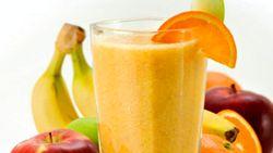 Shake de portocale si mango