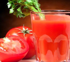 Suc de rosii cu legume