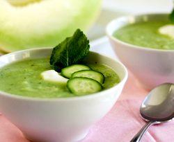 Reteta supa de castraveti rece