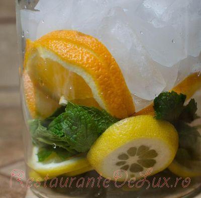 Fresh de portocale cu lamaie