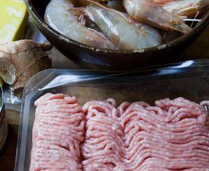 Galuste umplute cu carne de porc