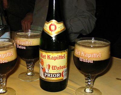 Het_Kapittel_marca_belgiana_de_bere