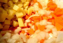 Esenţă de zarzavat pentru supă