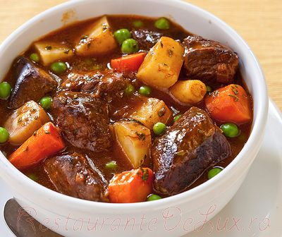 Tocana arabeasca cu carne de vita