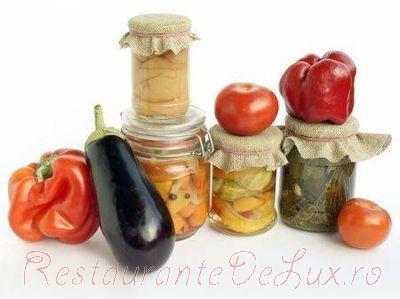 Condiment iute cu legume