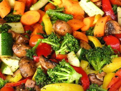 Retete delicioase cu legume preparate la cuptor
