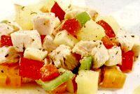Salată de mere cu nuci