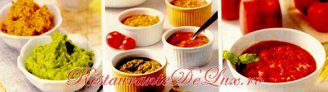 Sos pentru supe cu usturoi