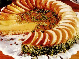 Tort de mere si stafide