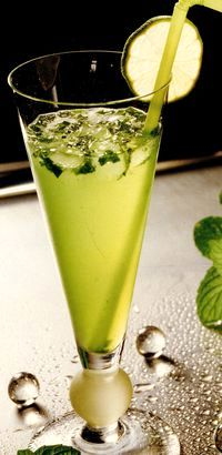 Cocktail Green Poison