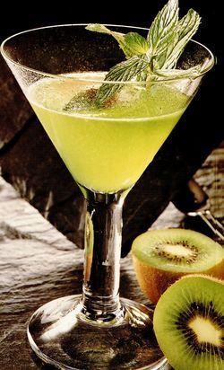 Cocktail Mint Daiquiri