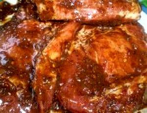 Cotlete delicioase de porc la gratar