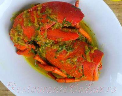 Homar cu curry