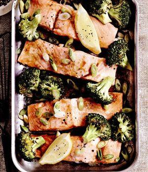 Retete_de_Revelion_Somon_cu_broccoli