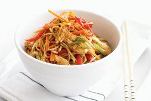 Salata de sfecla cu hrean si germeni de porumb