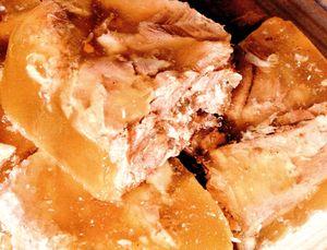 Piftie din carne de porc
