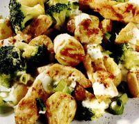 Retete_delicioase_Salata_de_cartofi_cu_piept_de_curcan