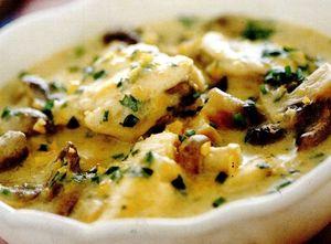 Supa de oase cu telina si pastarnac