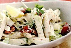 Salata de andive fierte