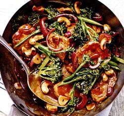 Carne_de_porc_cu_broccoli_si_usturoi