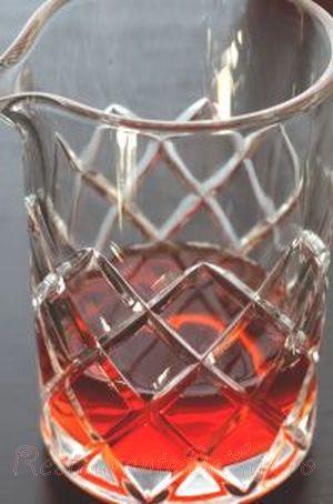 Cocktail_bourbon_cu_campari_si_vermut