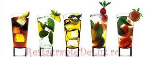 Cinci cocktailuri pentru Revelion