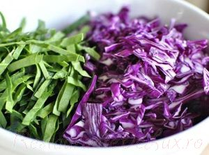 Salata de varza dulce cu chimen
