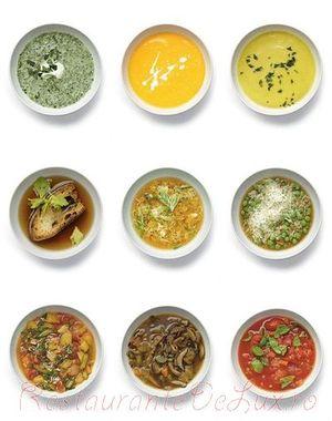 Supa de mazare verde cu lapte