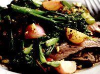 Friptura_cu_sos_si_broccoli