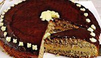 Tort special de cacao
