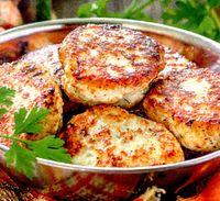 Pui cu chiftele de cartofi si sos balsamic