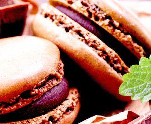 Macarons_cu_ciocolata