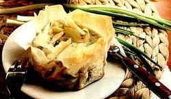 Cosulete cu brânză