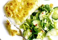 Parmesan Crusted Sole