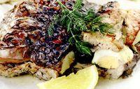 Ruladă de peşte cu fructe de mare