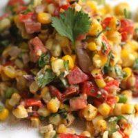Salata picanta de porumb