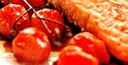 Somon_la_gratar_cu_rosii_cherry