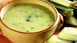 Reteta supa crema cu praz