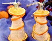 Lapte de portocale