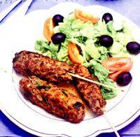 Salată grecească de pui şi quinoa