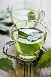 Ceai verde cu lime si miere