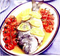 Peşte pregătit greceşte