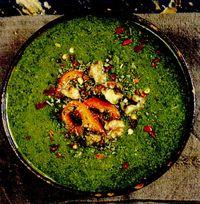Supa miso cu ghimbir