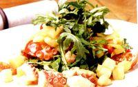Salata de caracatitacu rucola