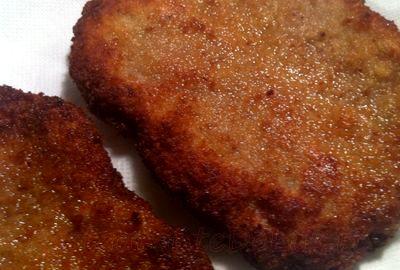 File de vitel cu sos