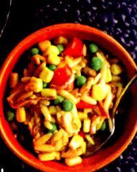 Paste_cu_sunca_si_legume