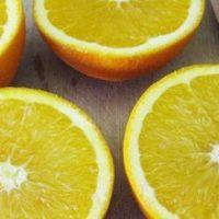 Tort cu portocale si frisca