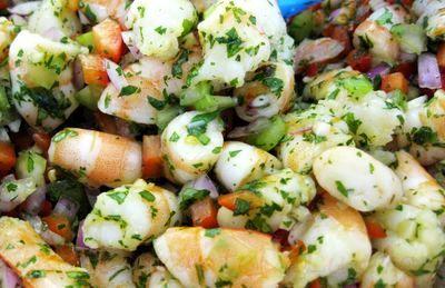 Salata_de_creveti_cu_suc_de_portocale_si_tortilla_chips_13