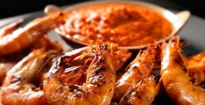 Sweet_Pepper_Sauce_with_Grilled_Prawns