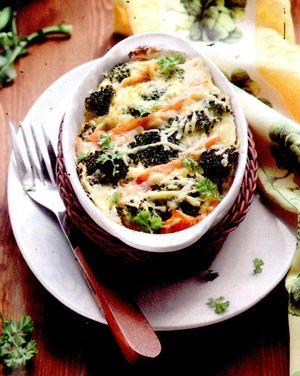 Budinca_de_conopida_cascaval_si_broccoli